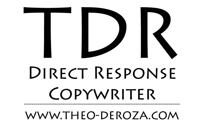 Theo De Roza - Direct Response Copywriter Singapore