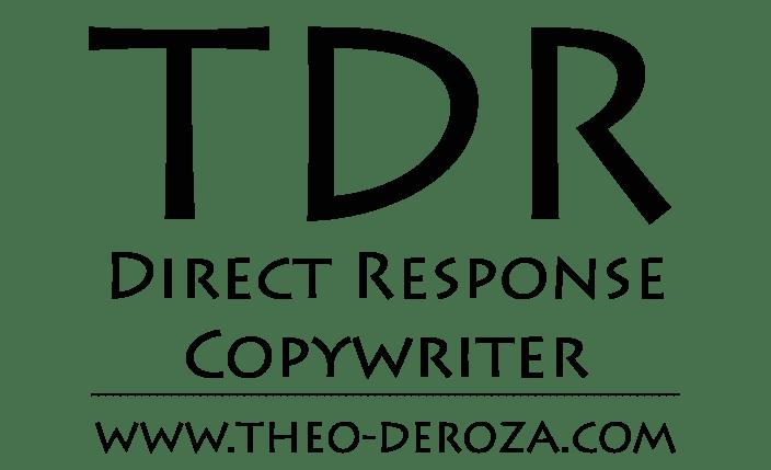 Theo De Roza - Direct Response Copywriter Singapore