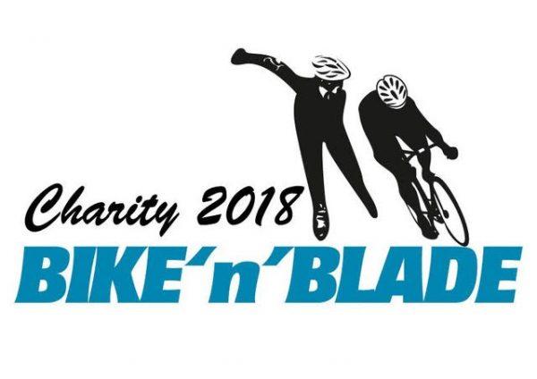 Charity Bike 'n' Blade