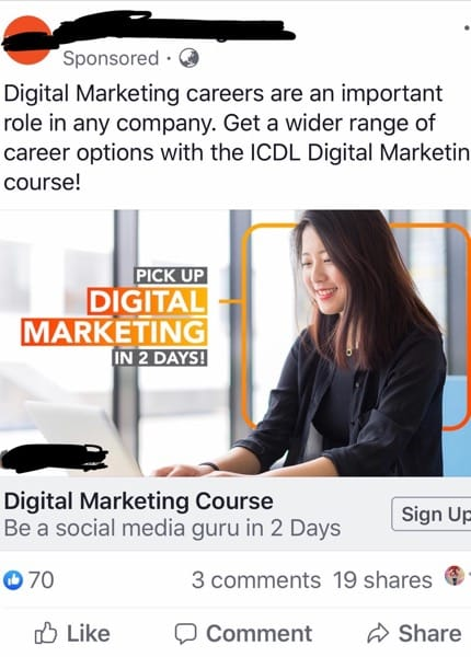 Become a social media guru in two days